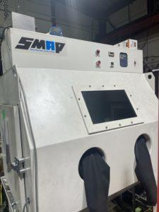 研磨機鏡面ショットマシンで高精度を追及!